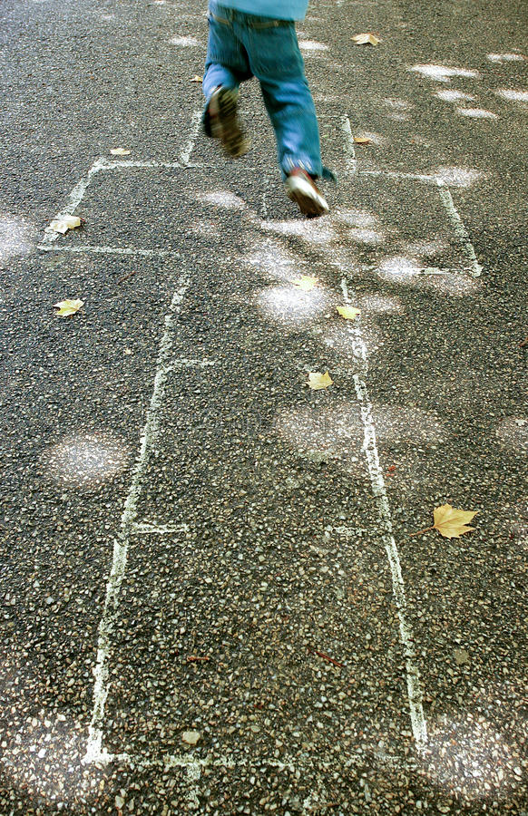 Download Hopscotch Stock Photography - Image: 17412162
