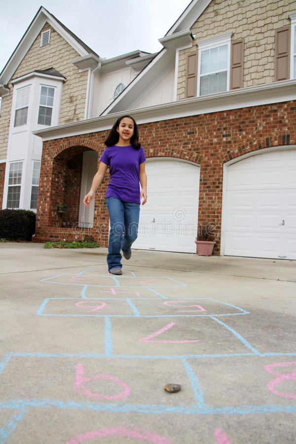 Download Hopscotch Stock Images - Image: 22812084