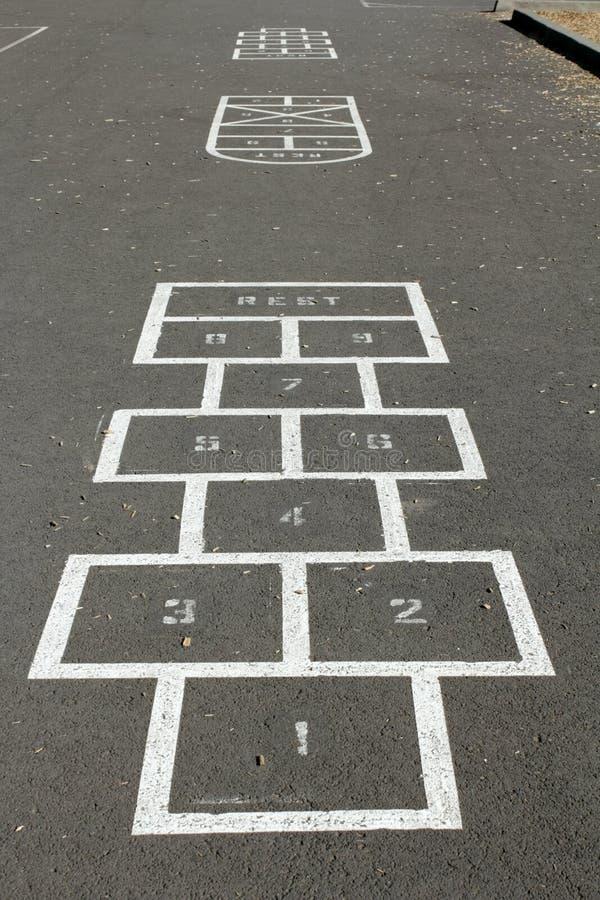 Hopscotch Courts