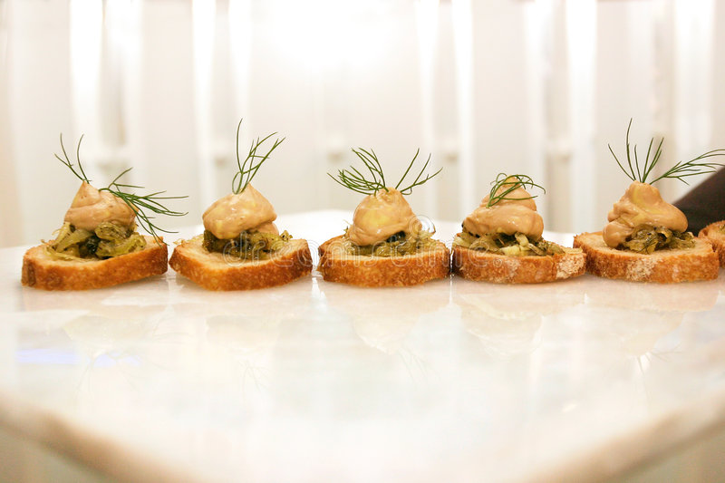 Download Hor Douvres on a plate stock image. Image of gourmet, starters - 4189613