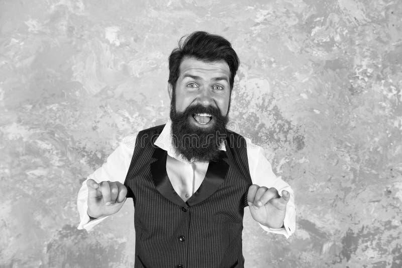 Hora dance. Happy jewish man dance on abstract wall. Bearded man dance israeli folk melody. Jewish celebrations. Music stock photo