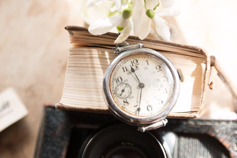Hora de aprender o conceito imagens de stock royalty free
