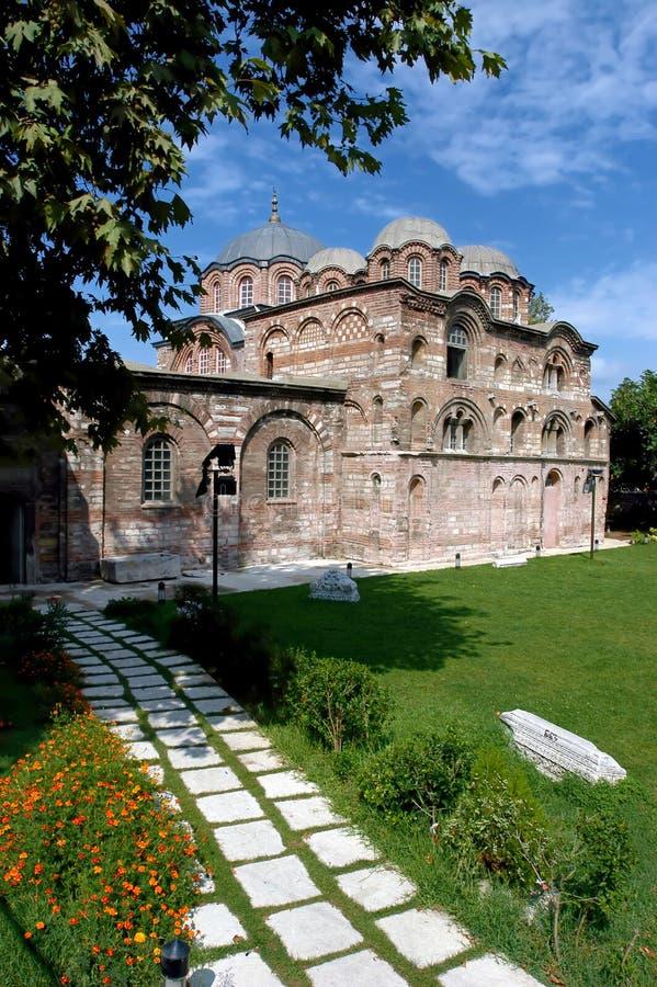 Hora Kirche, Istanbul lizenzfreies stockfoto