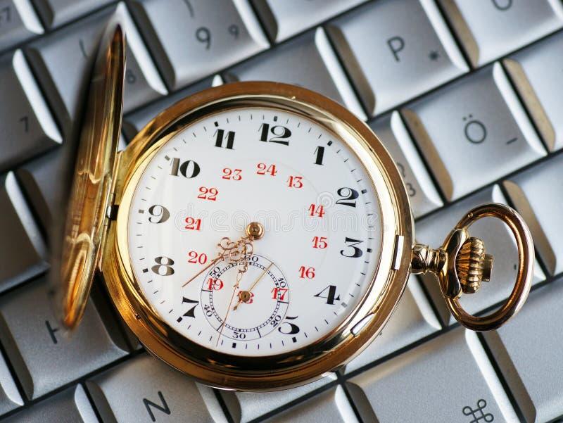 Hora para el asunto - concepto imagen de archivo libre de regalías