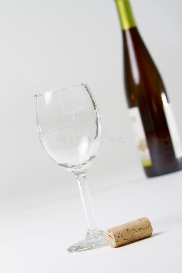 Hora para el vino imagenes de archivo