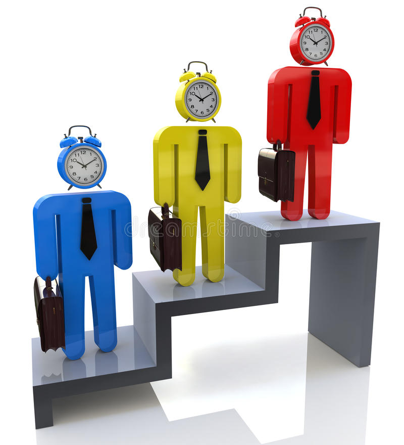 Hora para profissionais do negócio