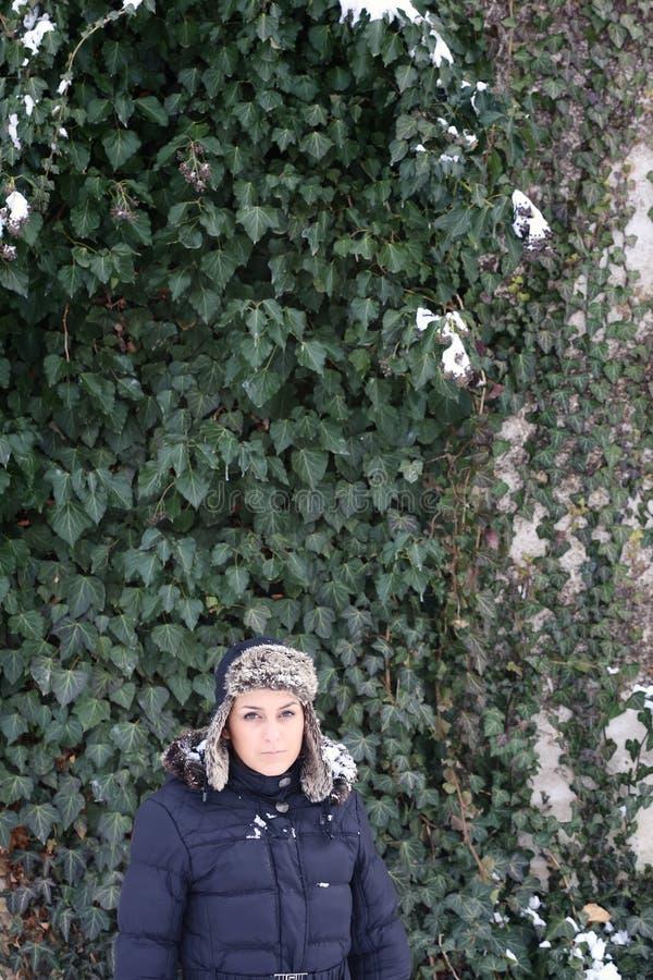 Horaire d'hiver heureux photos libres de droits