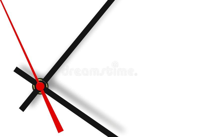 Horas ilustração do vetor