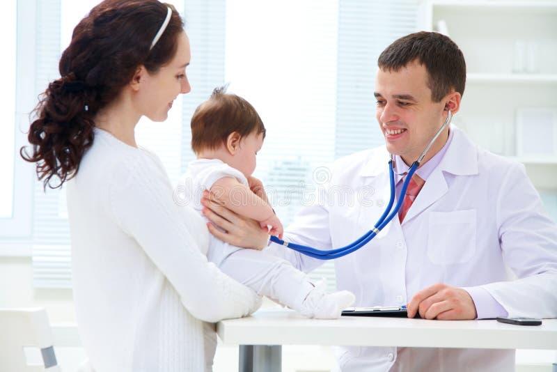 Horas da cirurgia de Childrenâs imagens de stock royalty free