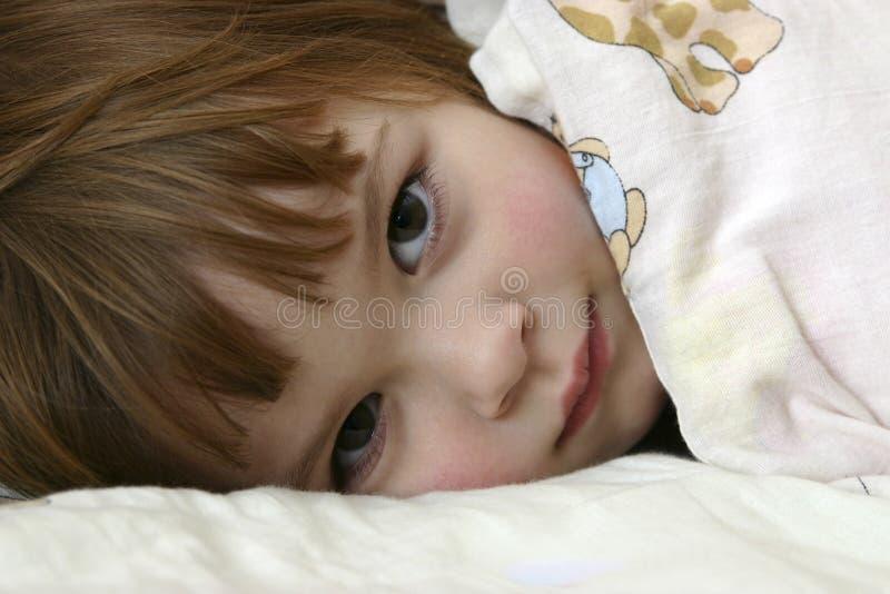 Horas de dormir imagem de stock royalty free