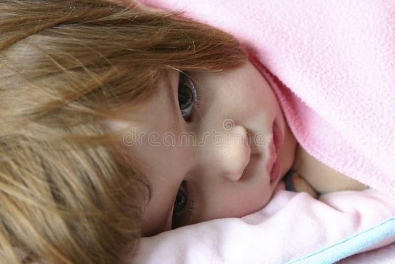 Horas de dormir (série II) imagens de stock royalty free