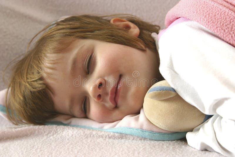 Horas de dormir (serie II) fotos de stock