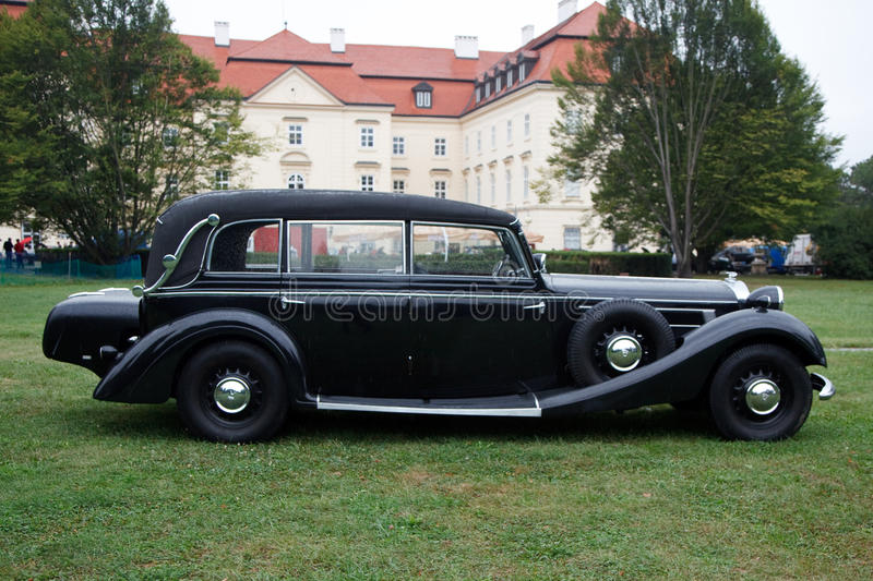 Horch 651A   royalty-vrije stock afbeelding