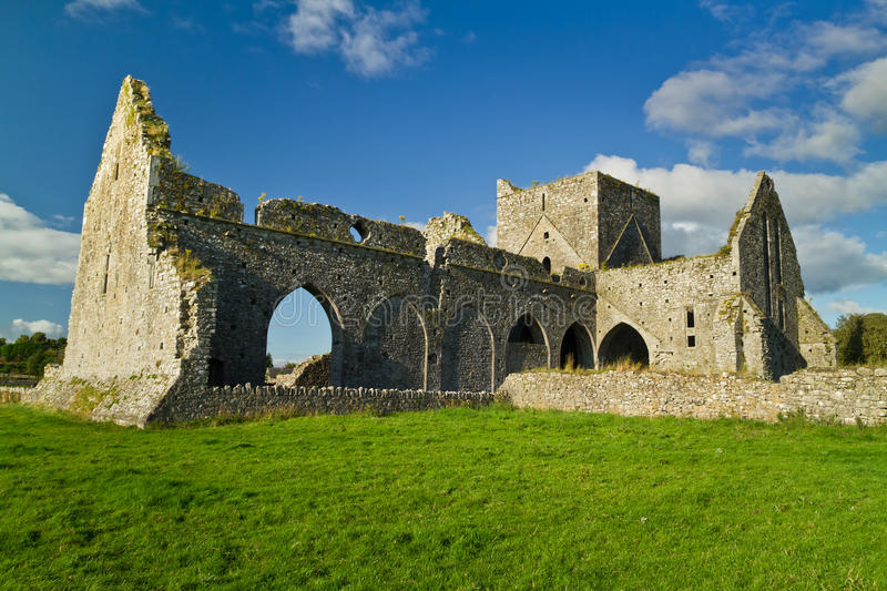 Download Hore Abbey stock image. Image of exterior, eire, green - 20892229