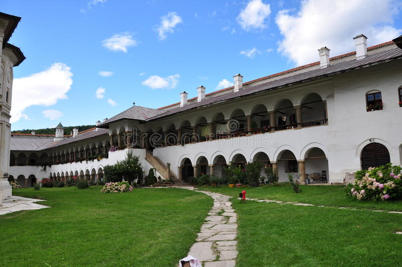 Horezu Monastery royalty free stock photos
