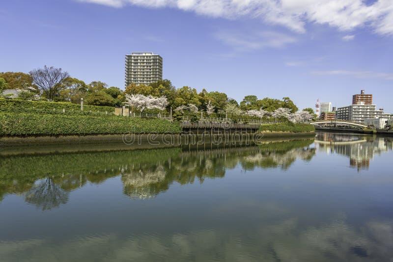 Hori River image stock
