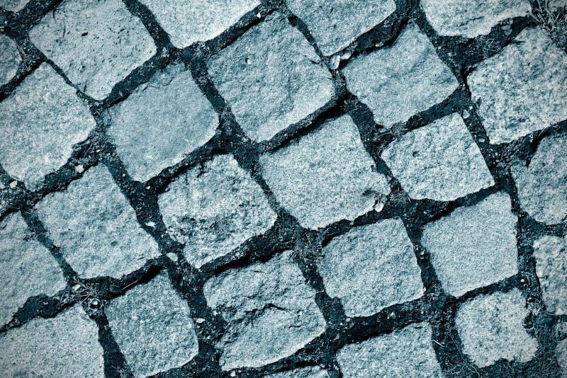 Horisontal Foto der Granitpflasterung für Hintergrund lizenzfreies stockbild