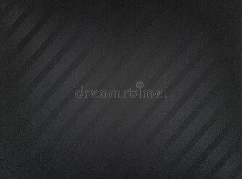 Horisontalformat för abstrakt svart texturbakgrund arkivbild