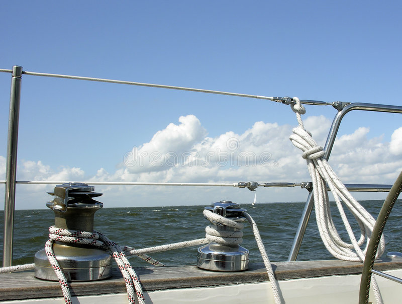 Download Horizon stock image. Image of view, sailing, boat, side - 143381