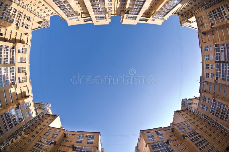 Horizon photos libres de droits