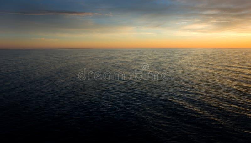 Horizon royalty-vrije stock foto's