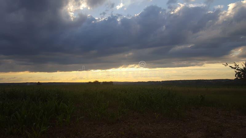 Horizon photographie stock