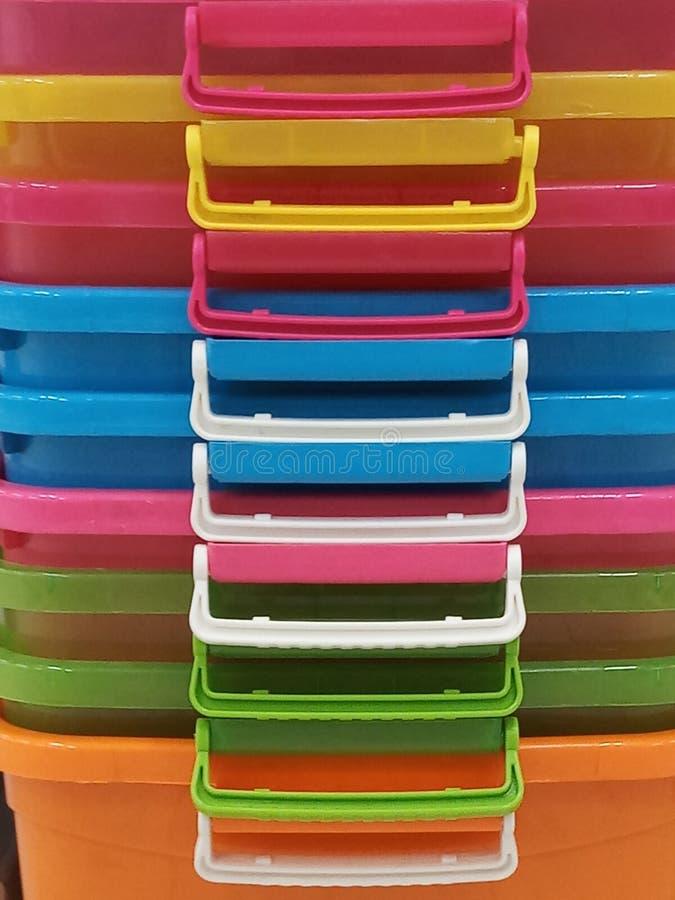 Horizon coloré images stock