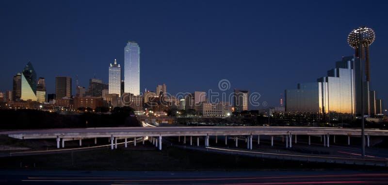 Horizon de Dallas image stock