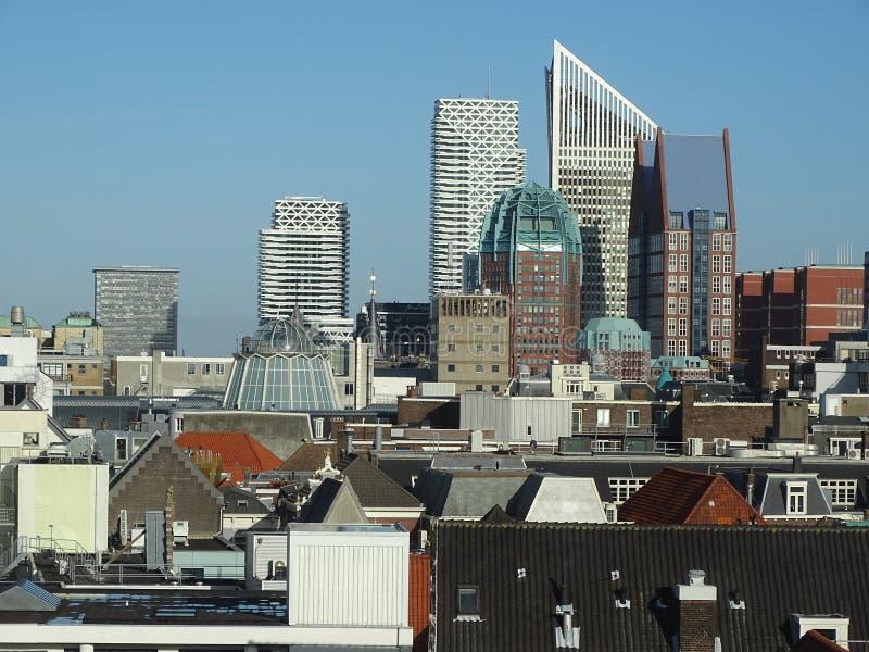 Horizon de la Haye 2 photos libres de droits