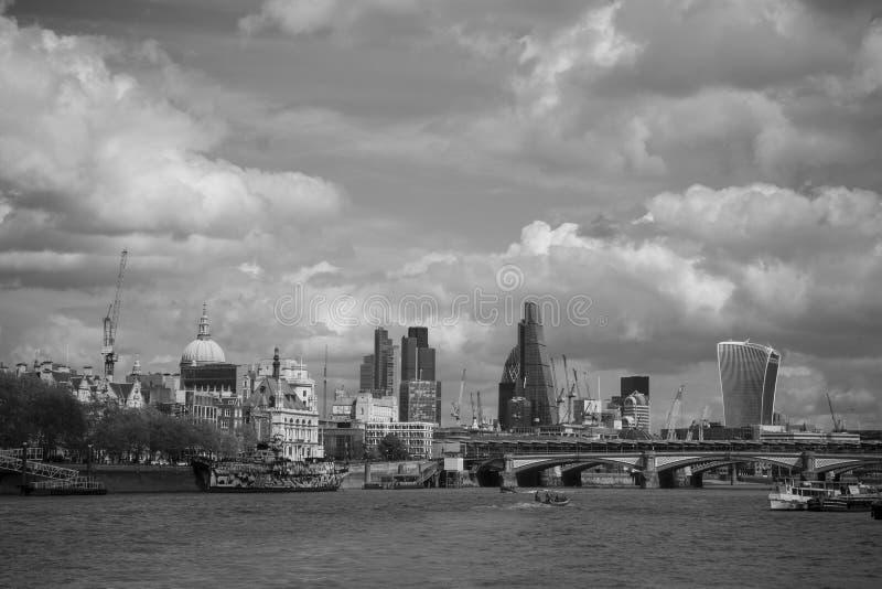 Horizon de Leadenhall photographie stock