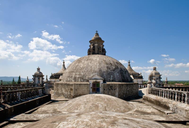 Horizon de Nicaragua photographie stock libre de droits