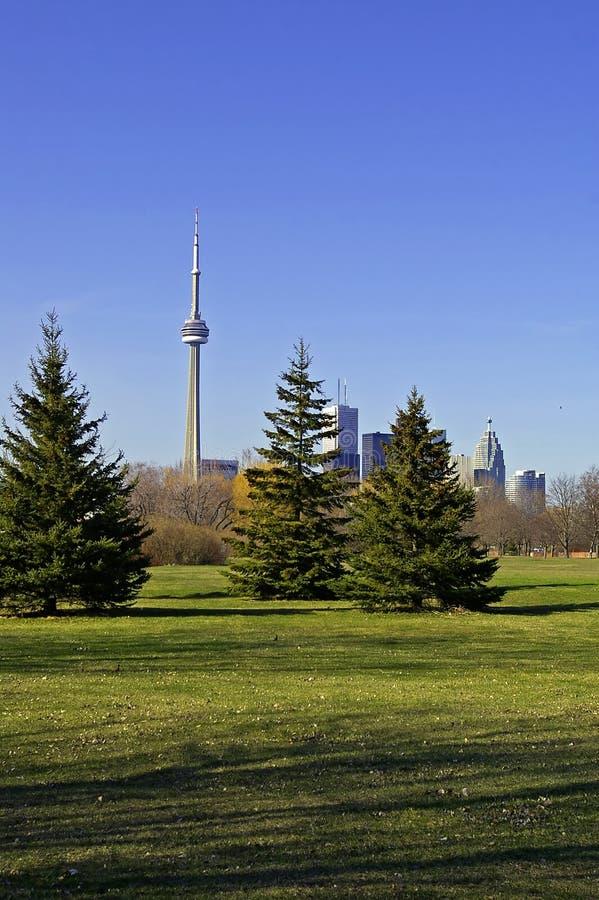 Horizon De Toronto De Parc Images Stock