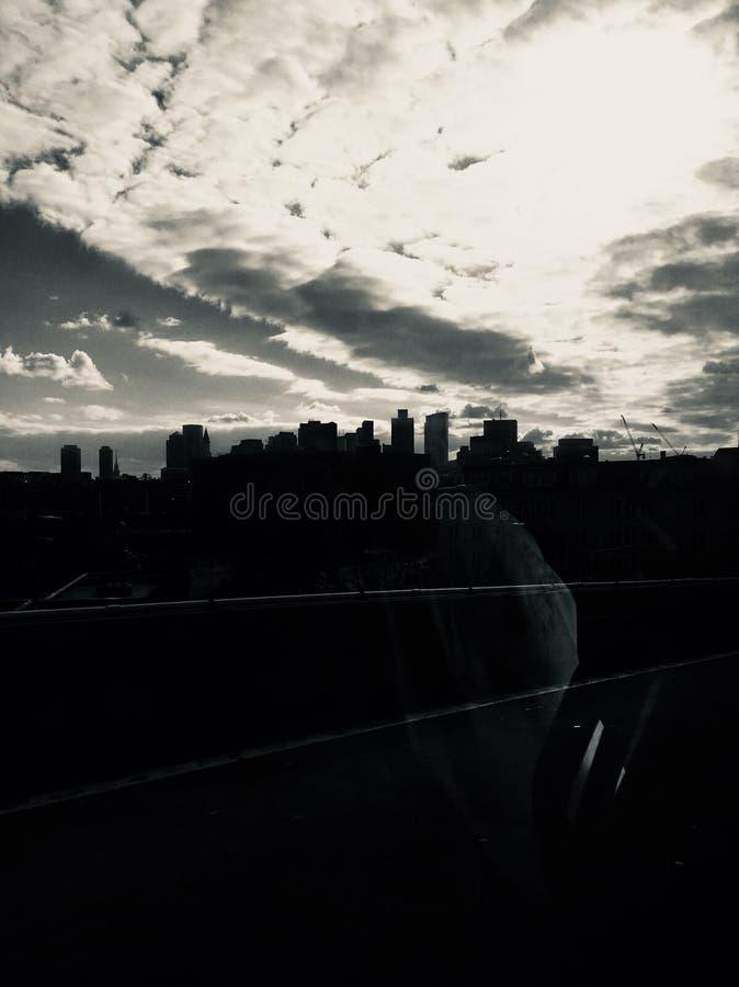 Horizon de ville photo libre de droits