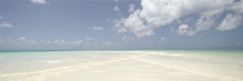 Horizon idyllique photo libre de droits