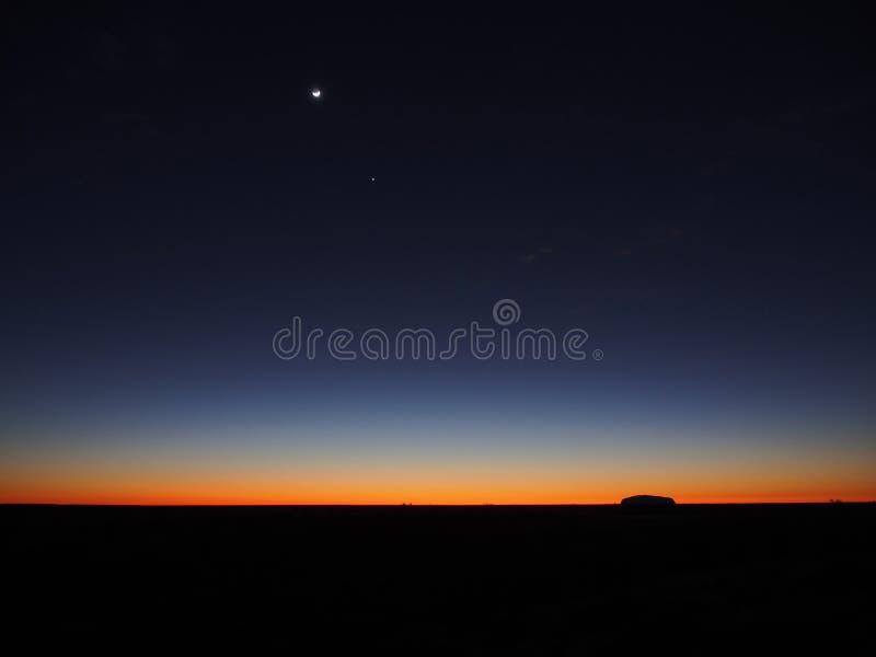 Horizon On Landscape At Sunset Free Public Domain Cc0 Image