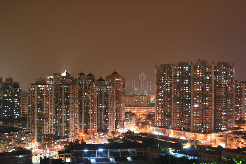 Horizon Macao stock foto