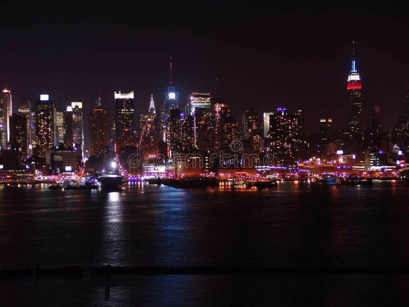 Horizon NYC stock afbeeldingen