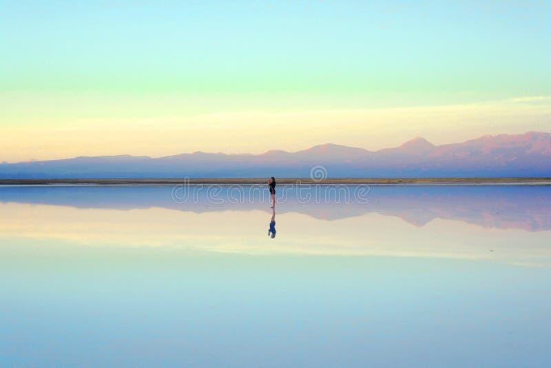 Horizon, Sky, Water, Calm stock images