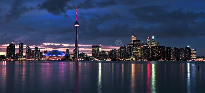 horizon Toronto photo libre de droits