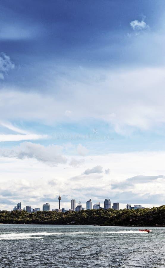 Download Horizon Urbain Central De La Ville CBD De Sydney Dans L'Australie Photo stock - Image du moderne, construction: 76077206