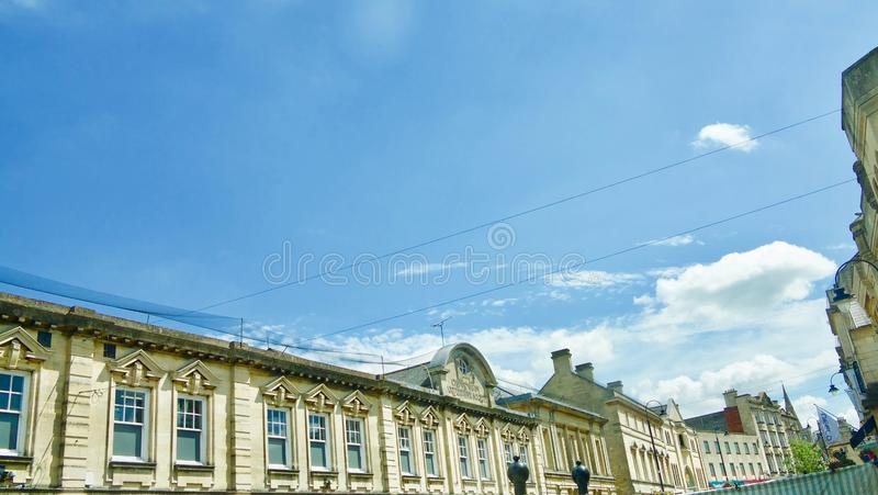 Horizon van Chippenham royalty-vrije stock foto