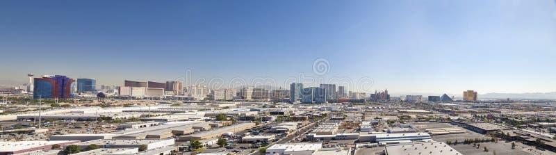 Horizon van Las Vegas royalty-vrije stock fotografie