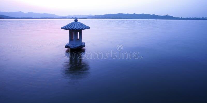 Horizontal à hangzhou image stock