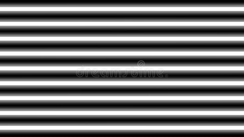 Horizontal élégant blanc de faisceau lumineux pour le fond, de poutre géométrique d'éclat de lumière de disco lignes verticales h illustration de vecteur