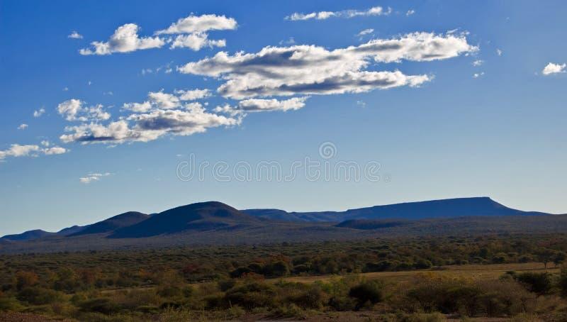 Horizontal africain photo libre de droits