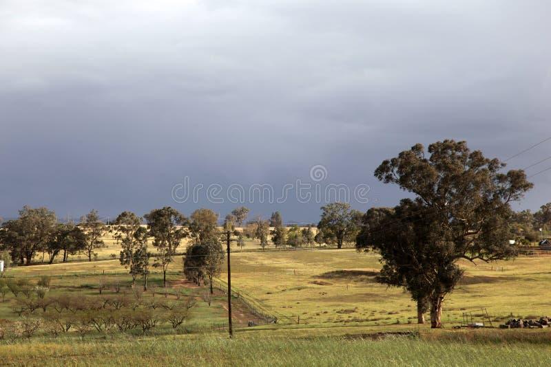Horizontal australien photos stock