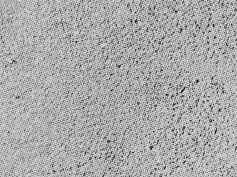Horizontal black and white noise illustration background. Hd royalty free stock image