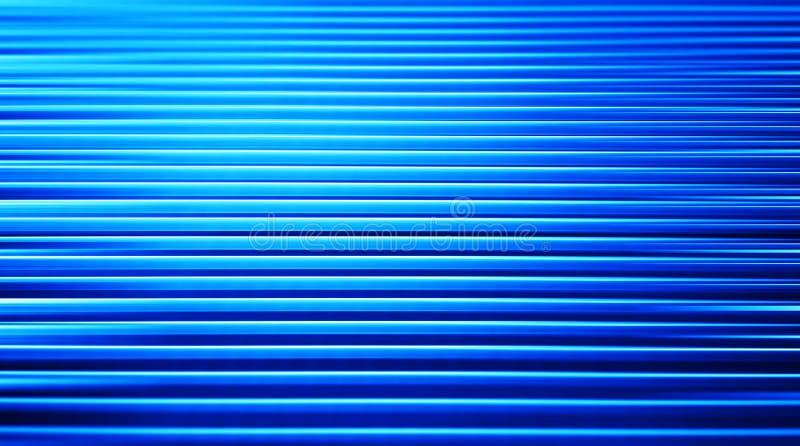 Horizontal blue lines illustration background. Diagonal orientation vivid vibrant bright black white spacedrone808 rich composition design concept element stock illustration