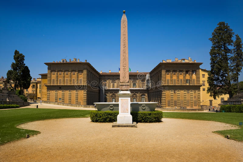 horizontal célèbre de firenze Florence image libre de droits