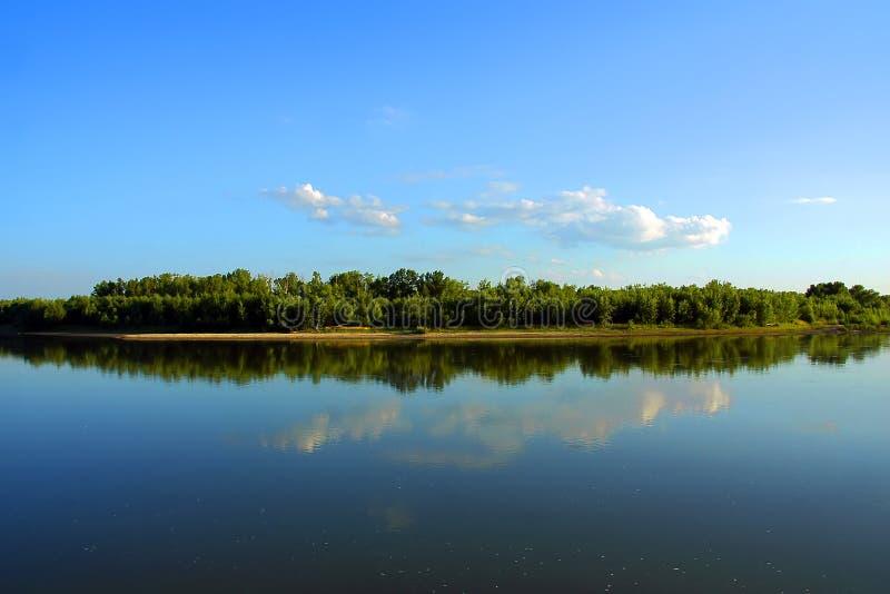 Horizontal d'été images stock